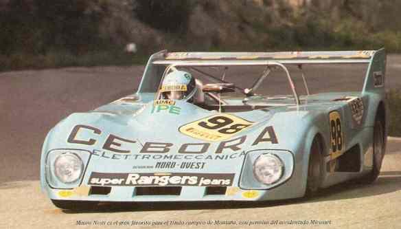 Mauro Nesti Lola T 294