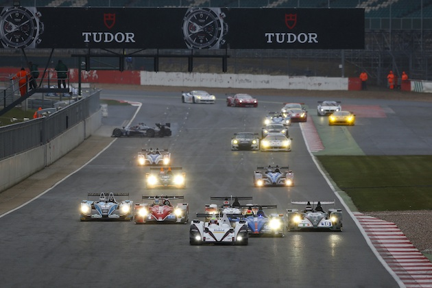 MOTORSPORT - 3 HOURS OF SILVERSTONE ELMS 2013