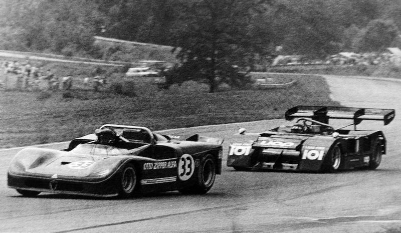 Resize of Alfa Romeo T33-3 #75080023  12 4 litre CanAm engine 9th Road Atlanta 1972 Patrick