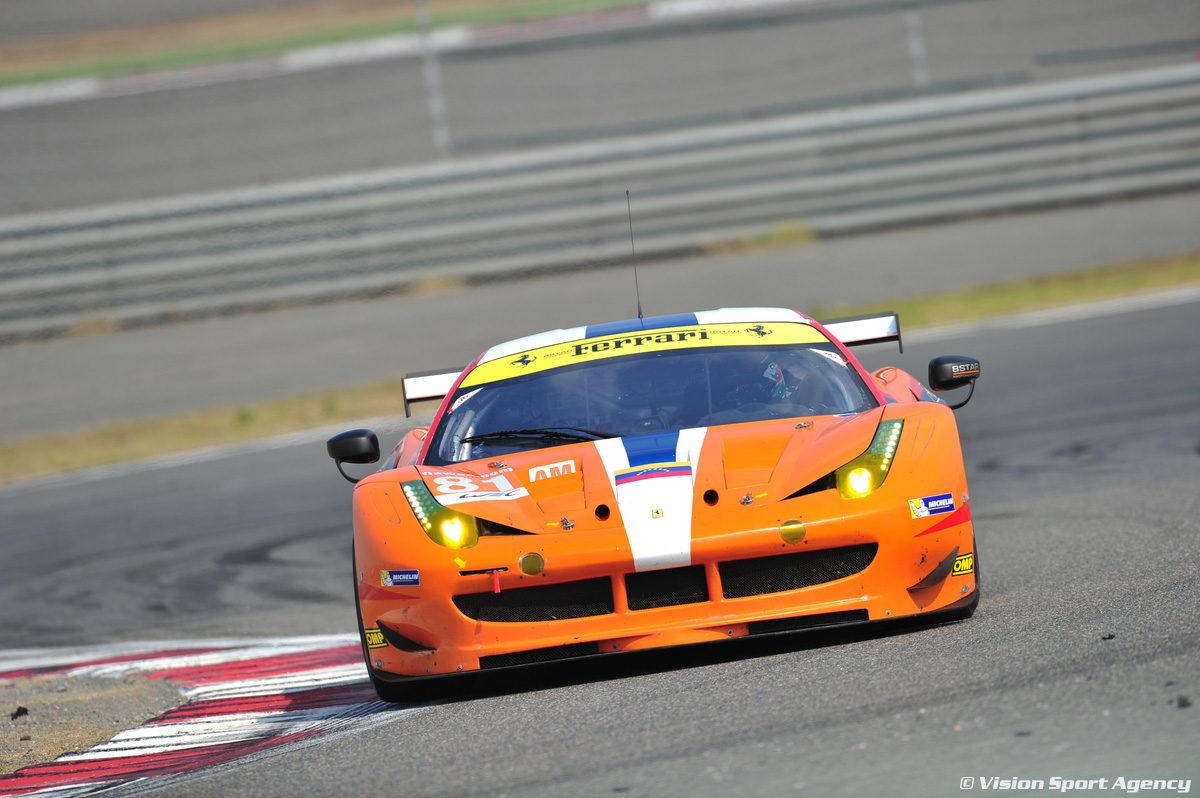 MOTORSPORT : FIA WEC WORLD ENDURANCE CHAMPIONNSHIP 6 HOURS OF SHANGHAI 11/08-09/2013