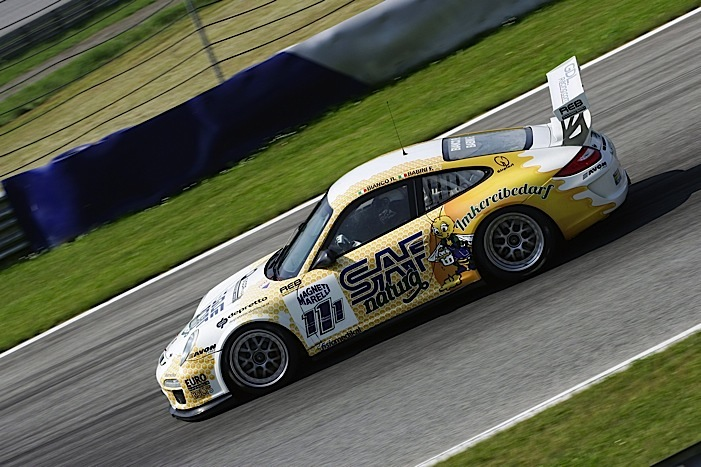 Bianco-Babini ( Porsche 997  GTCup #111)