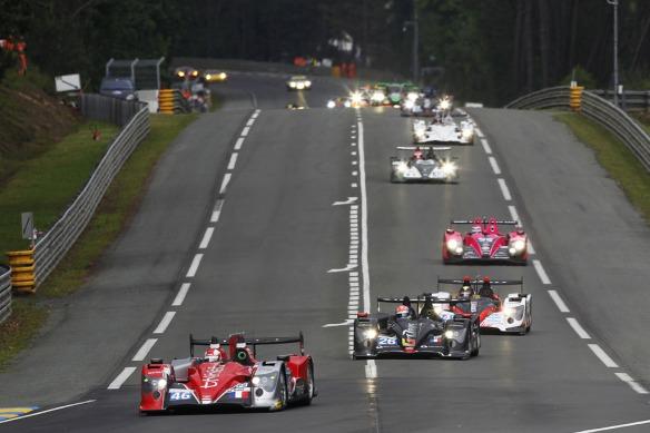 AUTO - LE MANS 24 HOURS 2012 - RACE
