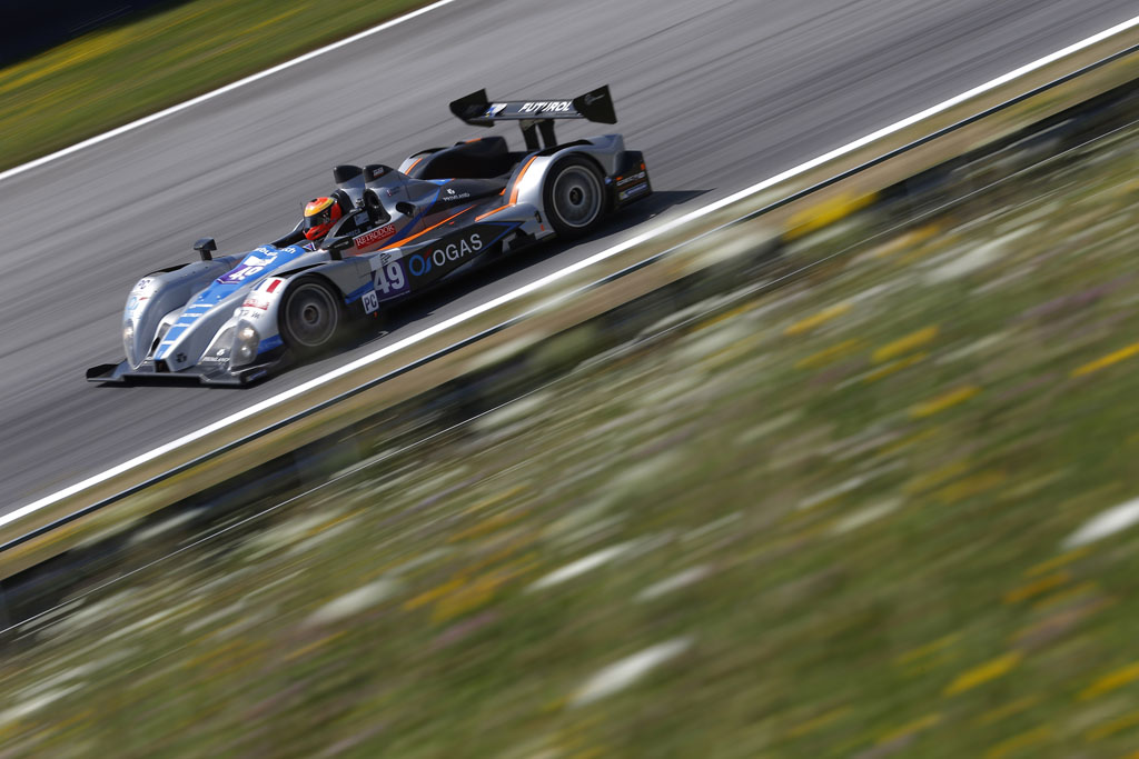 MOTORSPORT - 3 HOURS OF RED BULL RING ELMS 2013