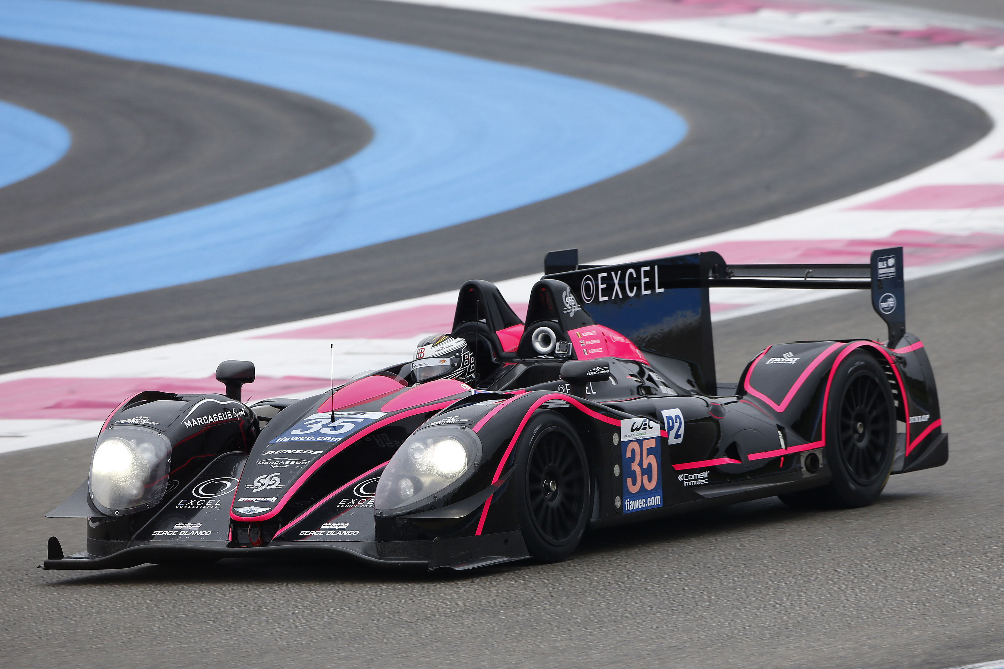 MOTORSPORT - TESTS LE CASTELLET WEC 2013