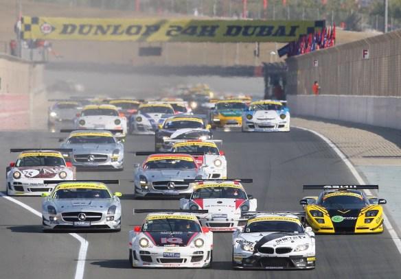 24 hour of Dubai 2012