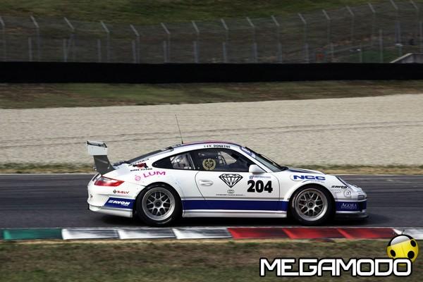 Vincenzo Donativi  (Antonelli Motorsport, Porsche 997-GTCup #204)