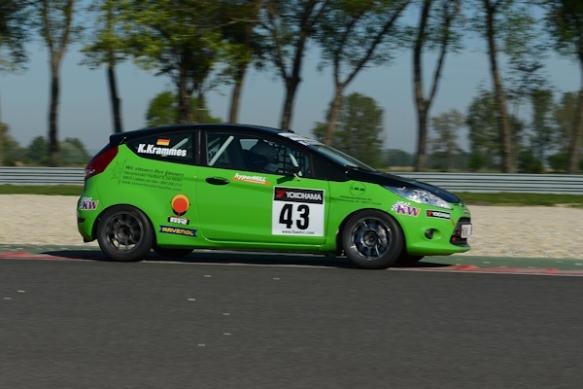 FIA ETCC Slovakiaring, Slovak Republic 28-29 April 2012