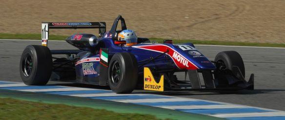 European_Formula_3_Open_Winter_Series_Ed_Jones_West-Tec_Team_Dallara_F312_©_West-Tec_Team