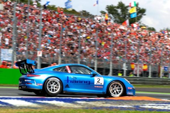 Porsche Mobil 1 Supercup Italien 2013