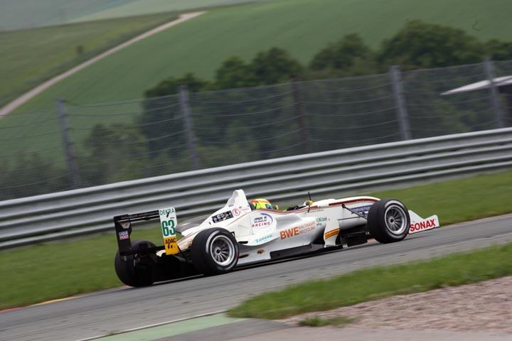 Sebastian Balthasar (GER) GU Racing Dallara F308 / Mercedes