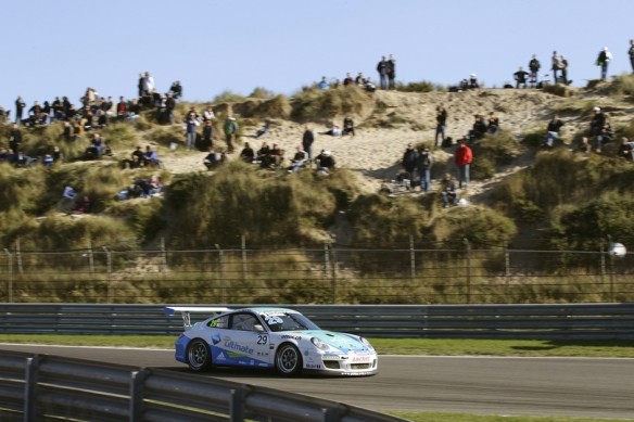 Rolf Ineichen (CH) Porsche Carrera Cup Deutschland - 08 Zandvoort 2013