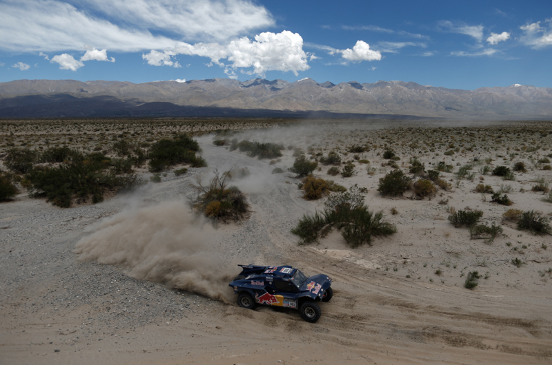 MOTORSPORT -  DAKAR 2014 PART 1