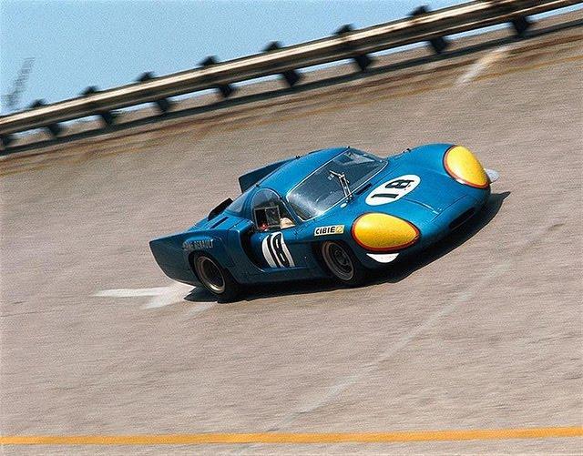 Alpine A220 Monza 69