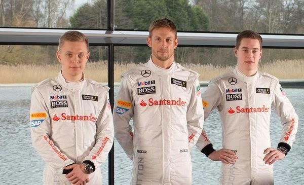 McLaren 14