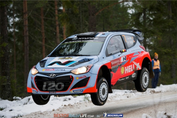 AUTOMOBILE: Rally du Sweden - WRC -05/02/2014