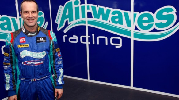 Airwaves Racing 2014 Driver announcement