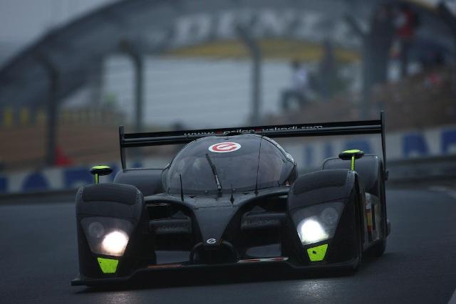 Le Mans 2008 - Epsilon 21