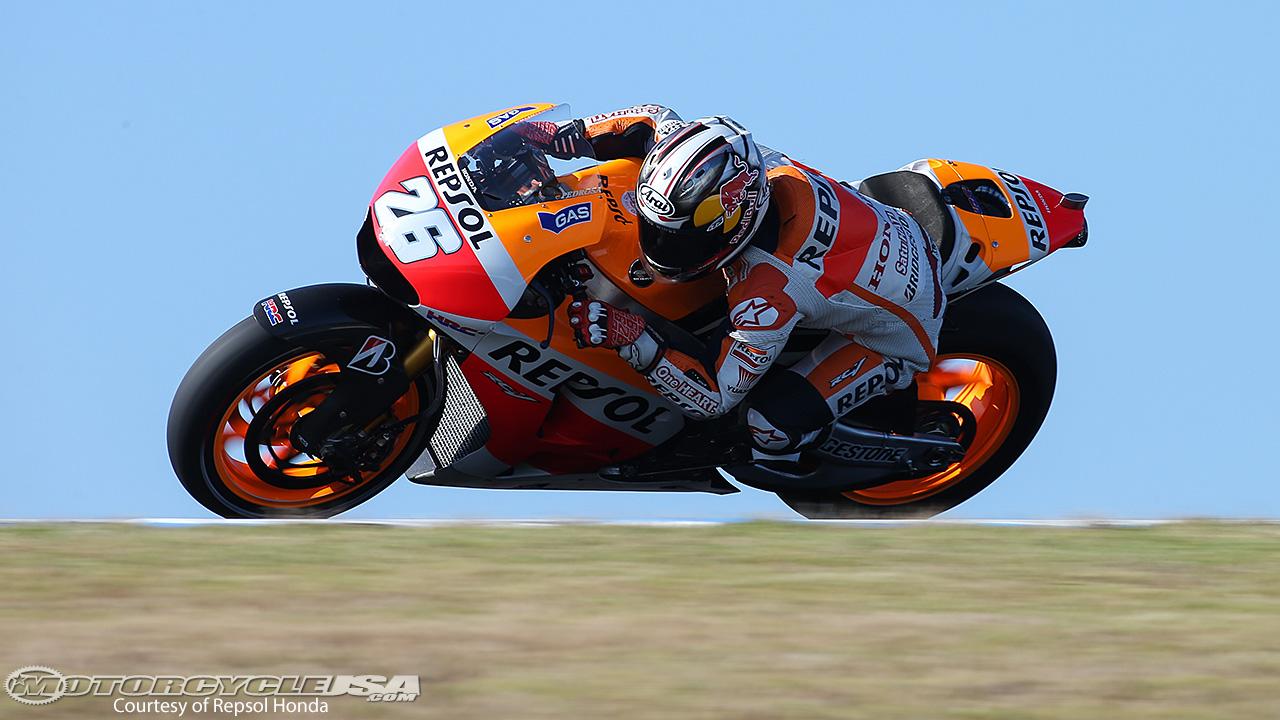 Dani-Pedrosa-PI-Tire-Test-2014-MotoGP