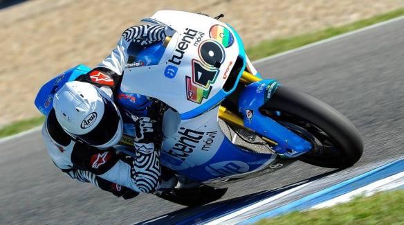 00 Jerez TEST pre 2014. 14 y 15 de noviembre de 2013;  m2, moto2
