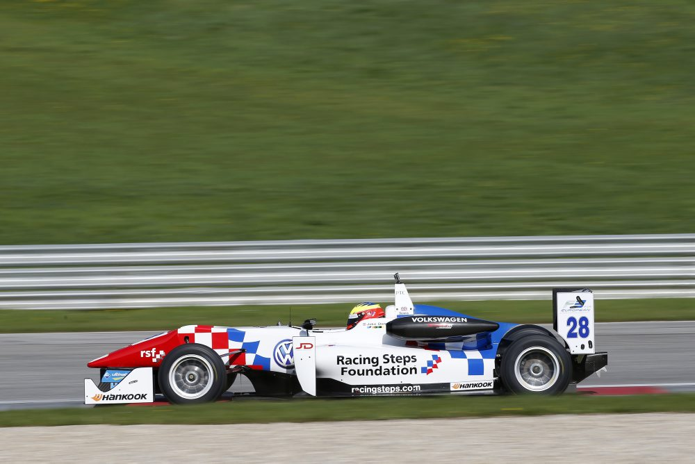 FIA Formula 3 European Championship Test Red Bull Ring Spielberg (A)