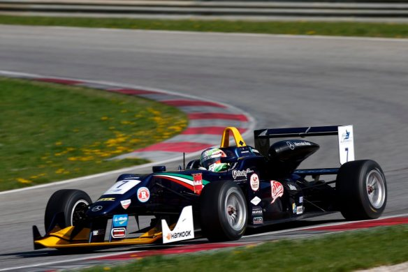 FIA Formula 3 European Championship Test Red Bull Ring Spielberg (A)