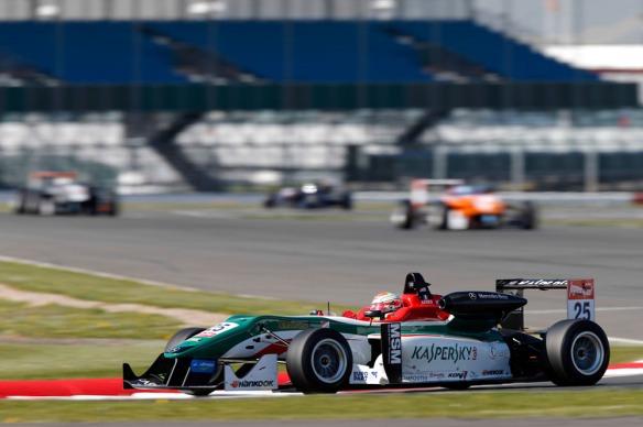 FIA Formula 3 European Championship, round 1, Silverstone (GBR)