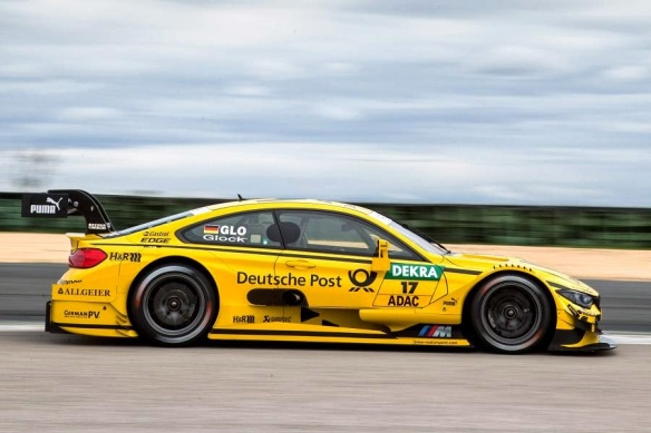 BMW M4 DTM 2014 #17 (Glock) Side