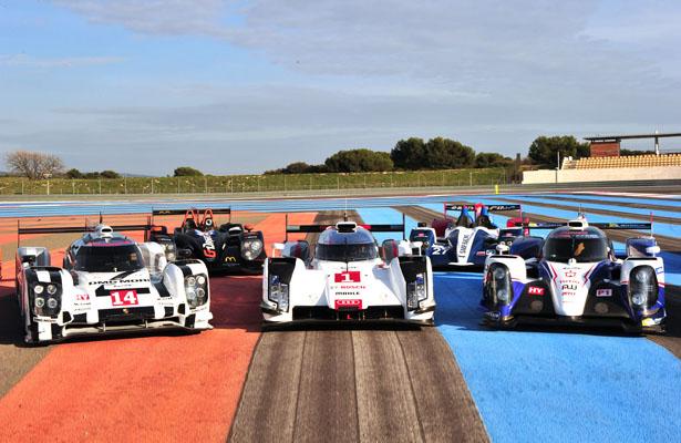 MOTORSPORT : FIA WEC PROLOGUE - LE CASTELLET (FRA) 03/27/2014