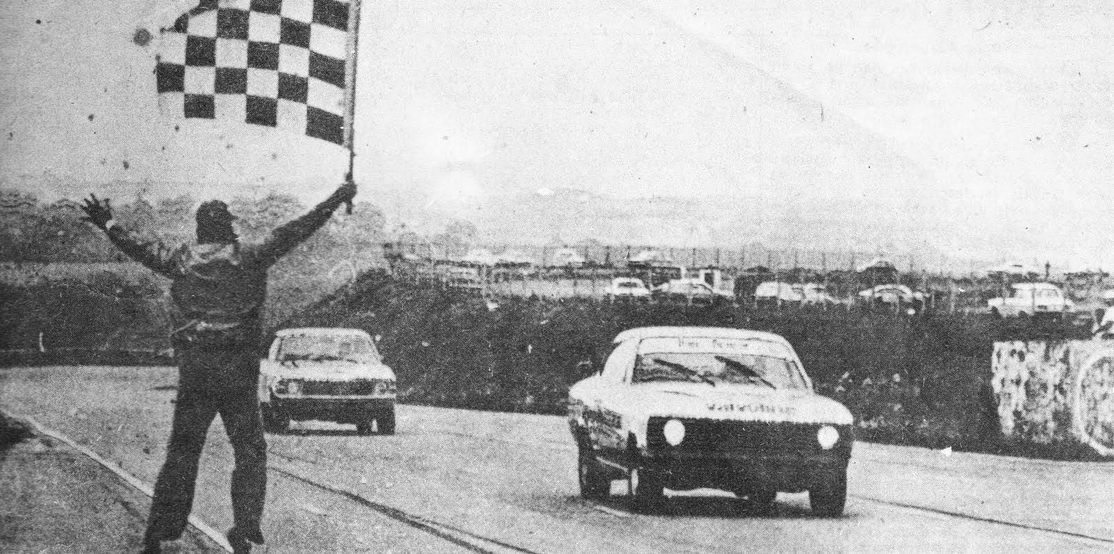 Stock-Car - Tarumã - 1979 - Primeira Corrida
