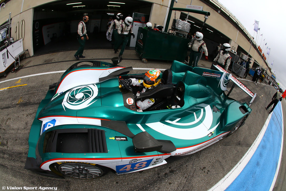 MOTORSPORT : EUROPEAN LE MANS SERIES TEST 04/01-02/2014