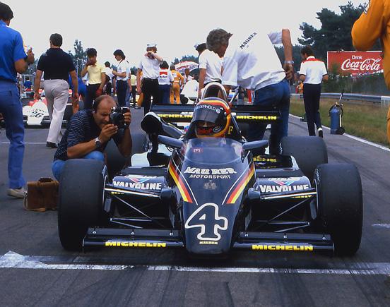 Pela Maurer, o piloto fez duas temporadas no Europeu de Fórmula 2 192f64e9c6