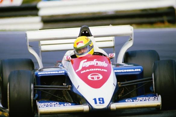 1984 F1 British Grand Prix